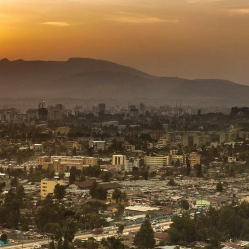 Adis Abeba, Etiópia