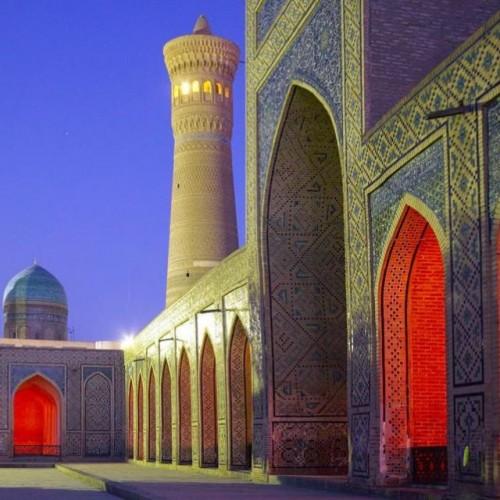 Uzbequistão e Turquemenistão