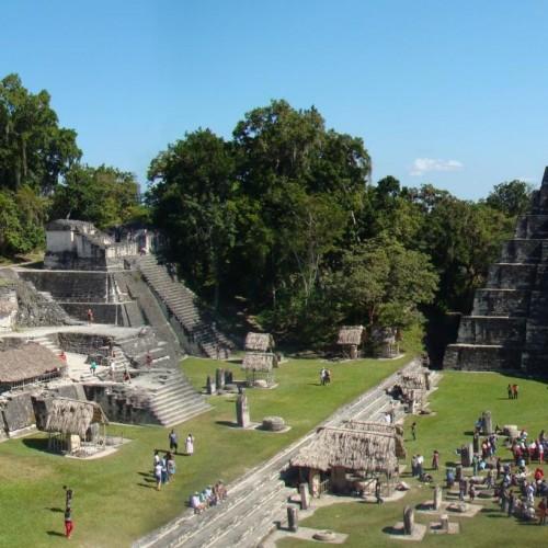 Guatemala e México - Mundo Maya