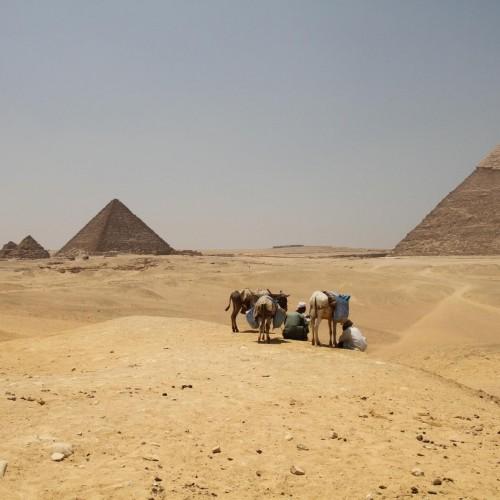 Cidade de 7 mil anos é encontrada no Egito
