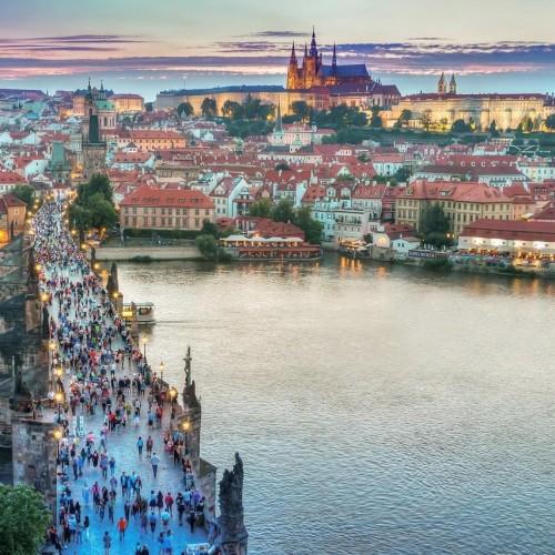Praga, Música na Privavera