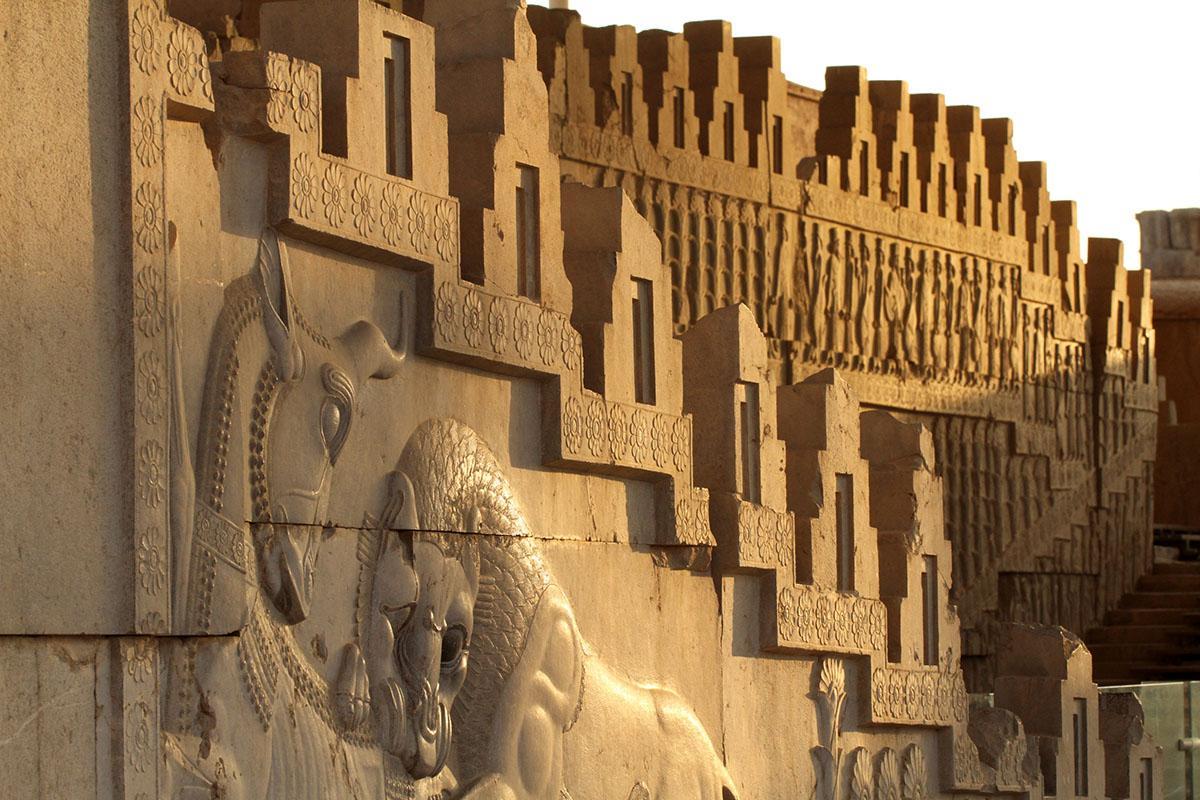 Império Persa, Irã