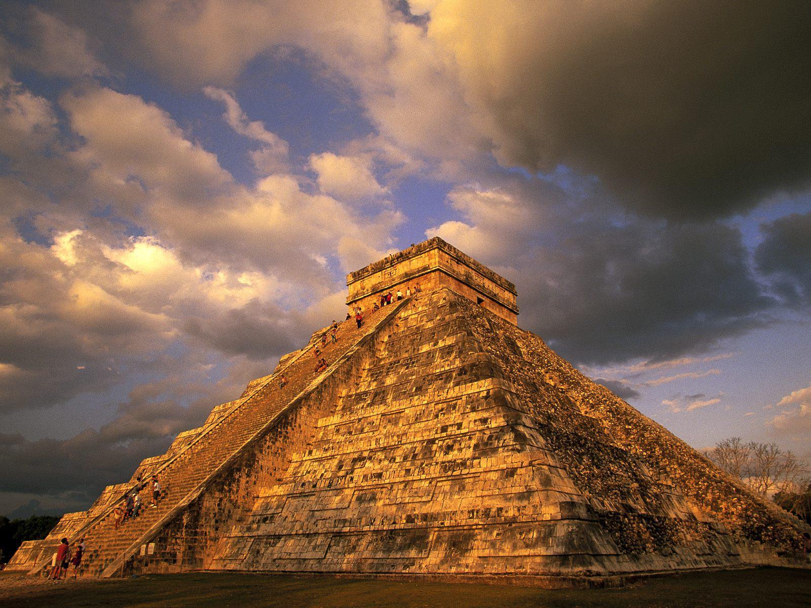Mundo Maya, México e Guatemala